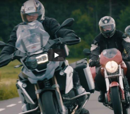 Intro/tips mht kjøring med motorsykkel