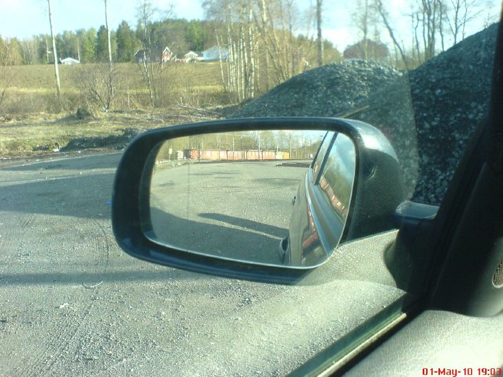 Bil plassering